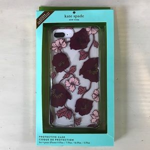 Kate Spade Protective Case for iPhone 6/7/8 Plus